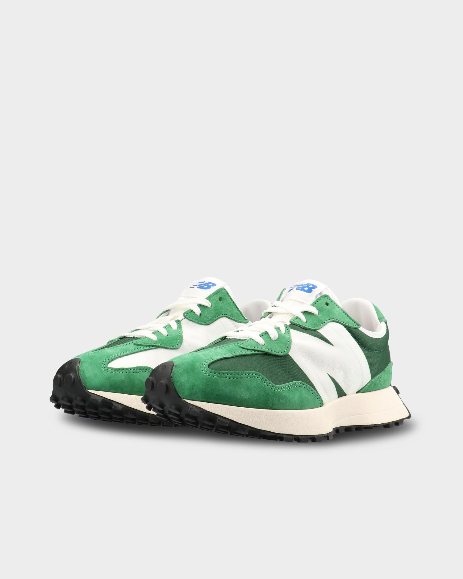 New Balance MS327LG1 Green/White