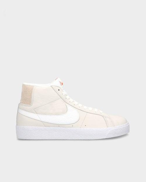 Nike Nike SB Zoom Blazer Mid White/White-White-Summit White
