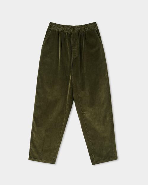 Polar Polar Cord Surf Pants Uniform Green
