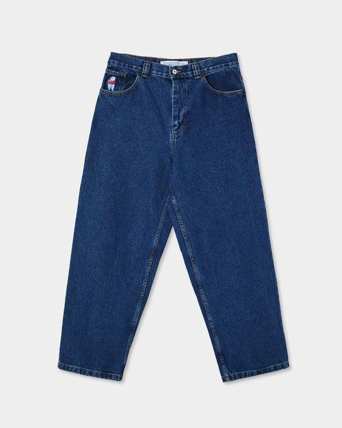 Polar Polar Big Boy Jeans Dark Blue
