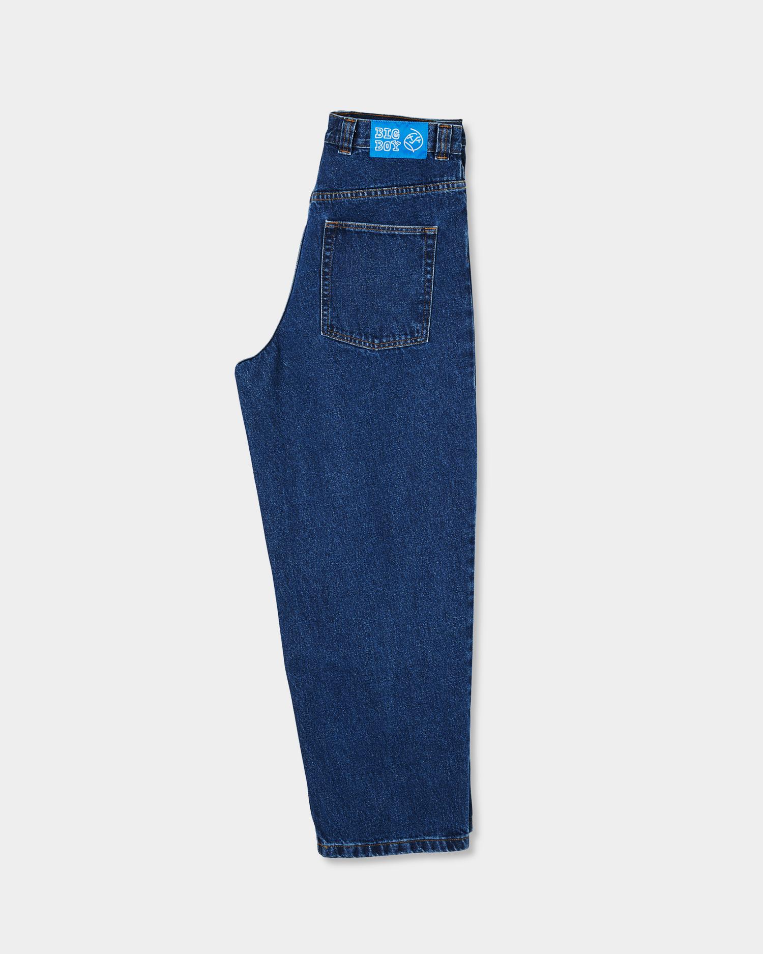 Polar Big Boy Jeans Dark Blue