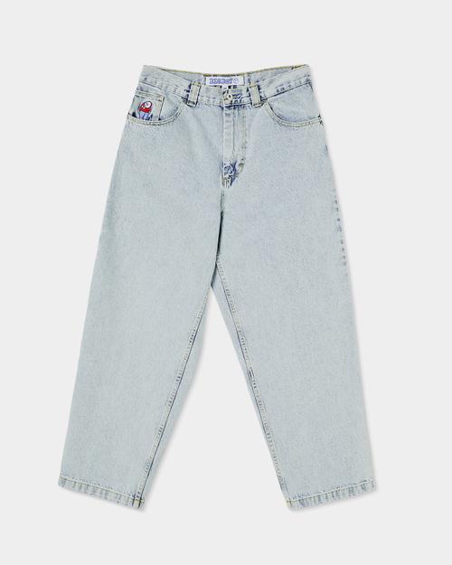 Polar Polar Big Boy Jeans Light Blue