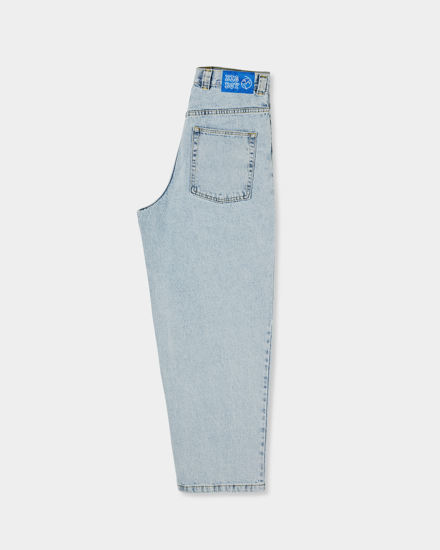 Polar Big Boy Jeans Light Blue