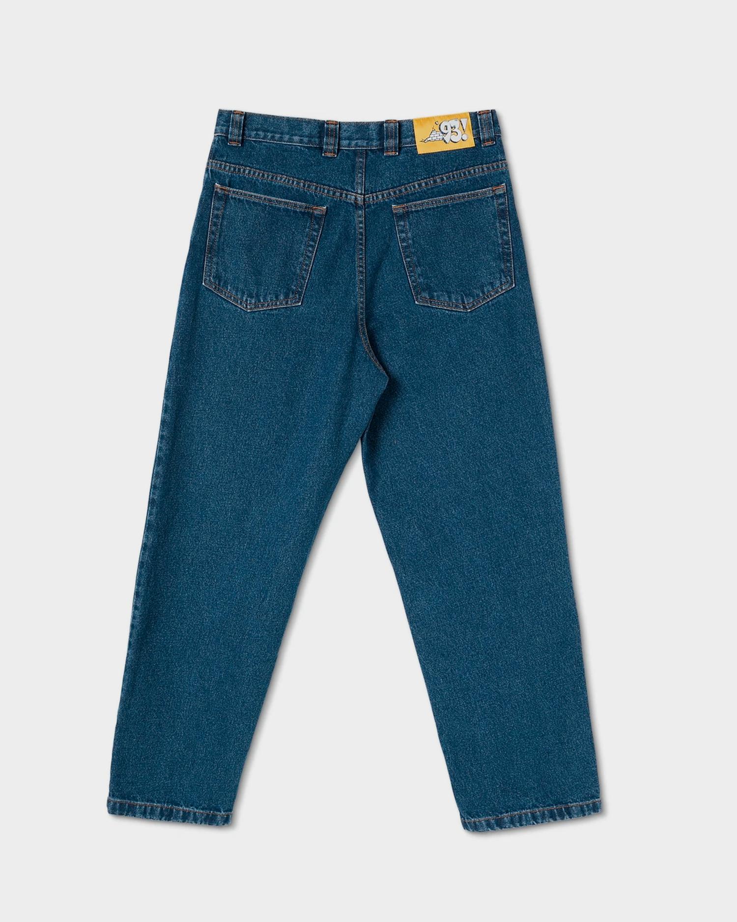 Polar 93 Denim Jeans Dark Blue