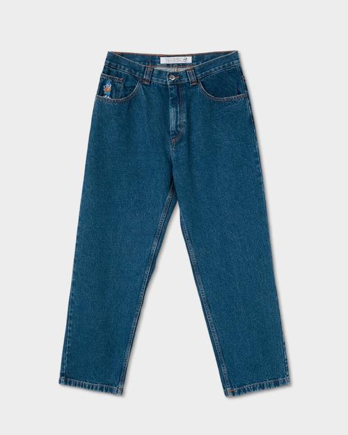 Polar Polar 93 Denim Jeans Dark Blue