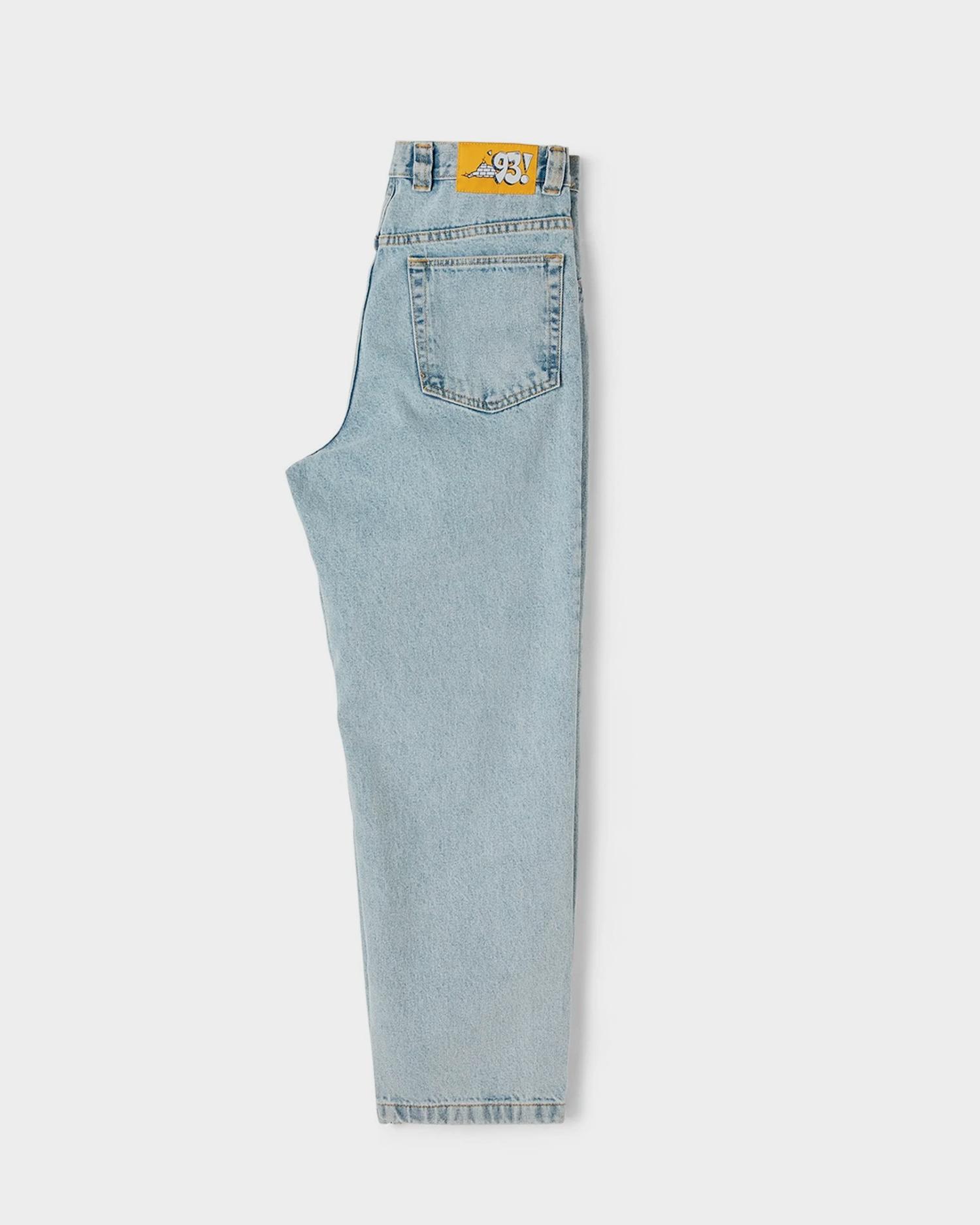Polar 93 Denim Jeans Light Blue
