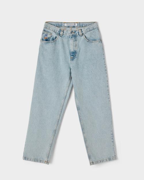 Polar Polar 93 Denim Jeans Light Blue