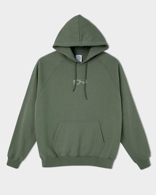 Polar Polar Default Hoodie Khaki