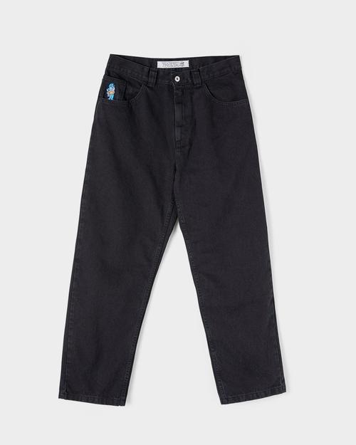 Polar Polar 93 Denim Jeans Pitch Black