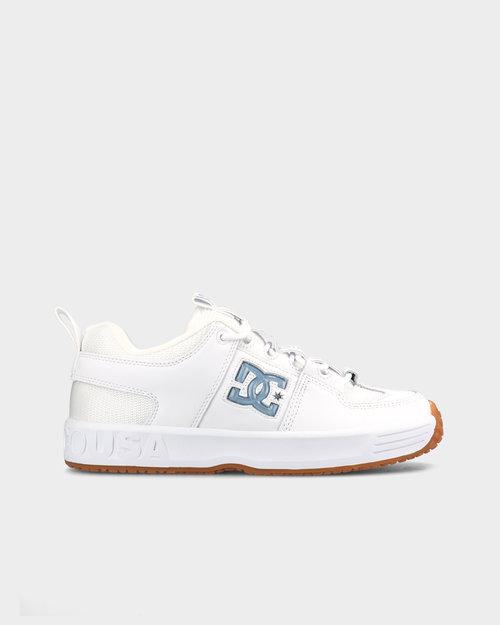 DC DC x Pop Trading LYNX OG M Shoe WHT