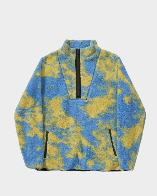 Helas Helas Gonzo Fleece Fleece Jacket Multi