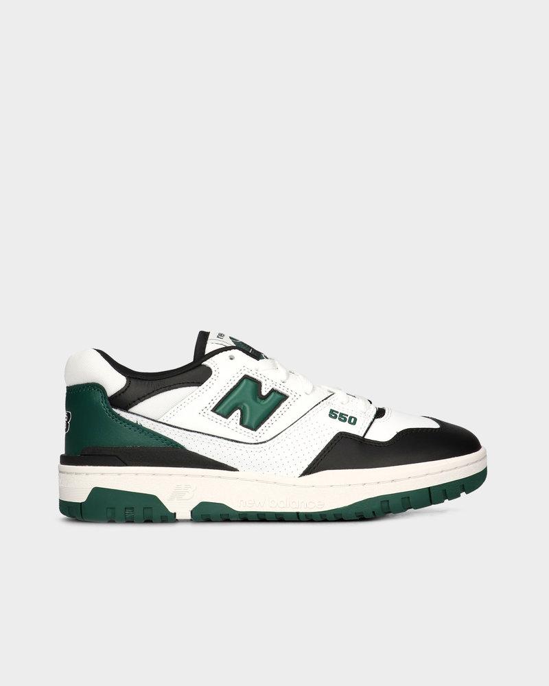 New Balance New Balance BB550 White/Nightwatch Green
