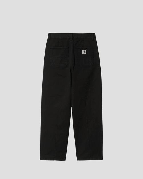 Carhartt Carhartt W' Armanda Pant Black Garment Dyed No Length