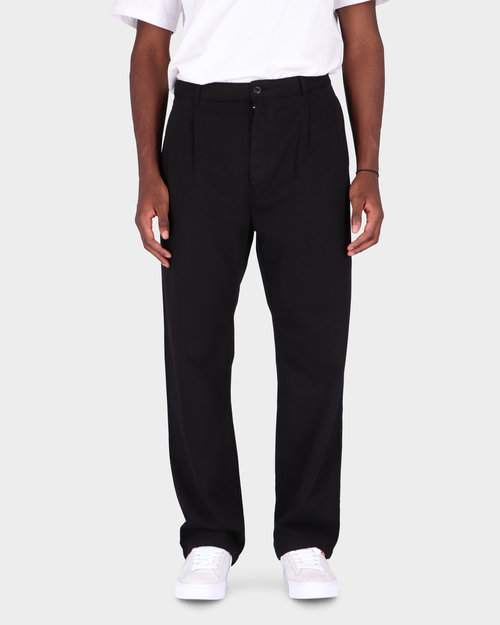 Carhartt Carhartt Salford Pant Black Garment Dyed