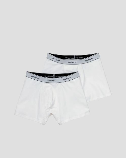 Carhartt Carhartt Cotton Trunks White/White