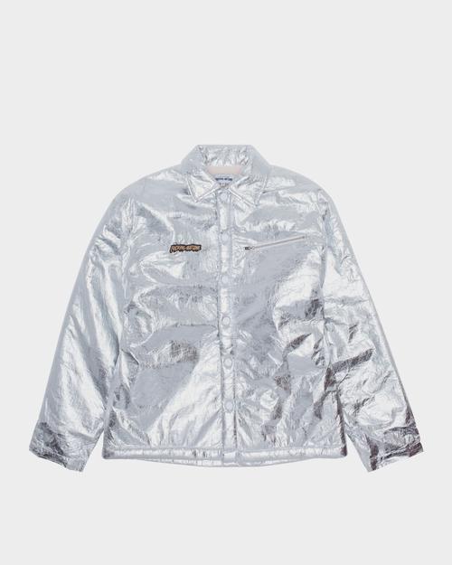 Fucking Awesome Fucking Awesome 2021 Jacket Silver