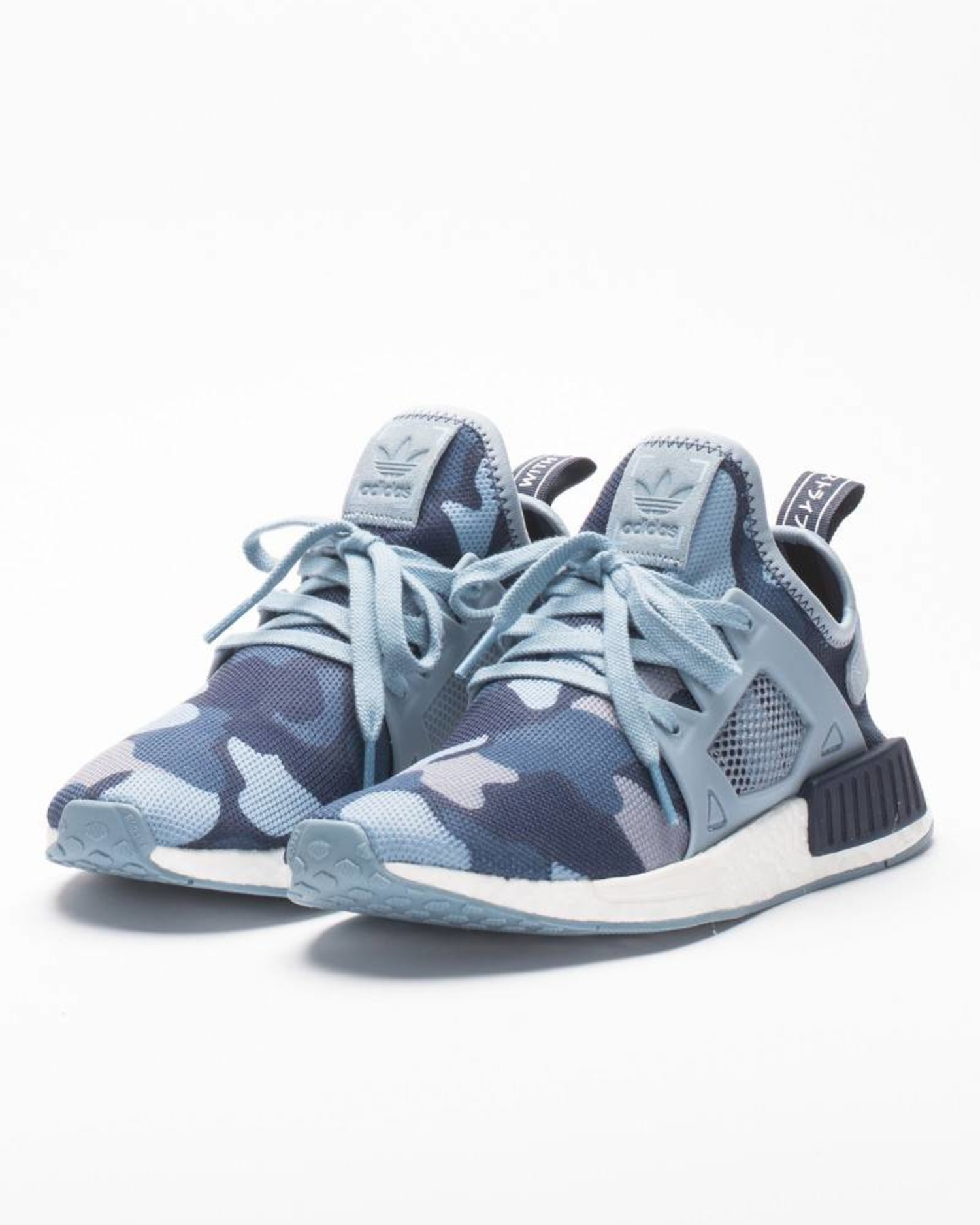 pretty nice 4b702 5c42b Adidas Adidas womens NMD XR1 black friday soft blue