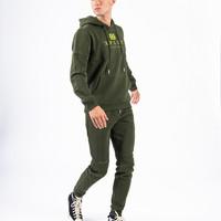 AW20 XPLCT Studios Brand Jogger – Army