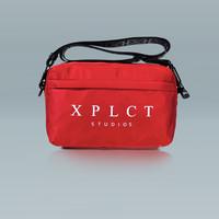 XPLCT Studios Brand Hoodie - Red