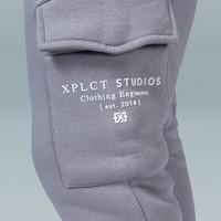 XPLCT Studios Studio Hoodie - Grey