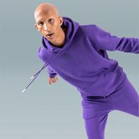 AW20 XPLCT Studios Brand Jogger – Purple