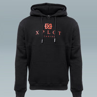 AW20 XPLCT Studios Brand Jogger – Black