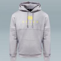 AW20 XPLCT Studios Brand Jogger – Grey