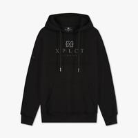 AW21 XPLCT Studios Brand Jogger – Black/Grey