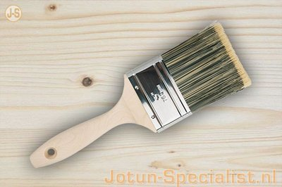 Fabulous Vurenhout (geïmpregneerd vuren) behandelen - verfadvies WJ07
