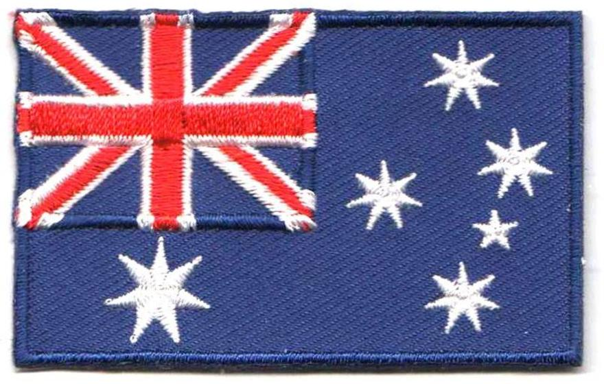 Australian Flag Patch Backpackflags Com