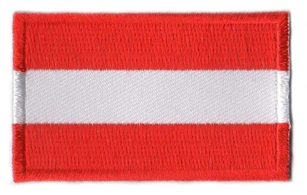 flag patch Austria
