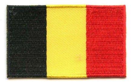 vlag patch België