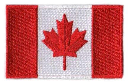 vlag patch Canada