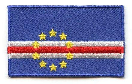 vlag patch Kaapverdië