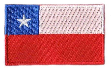 vlag patch Chili