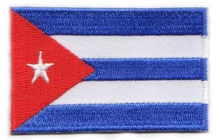 vlag patch Cuba