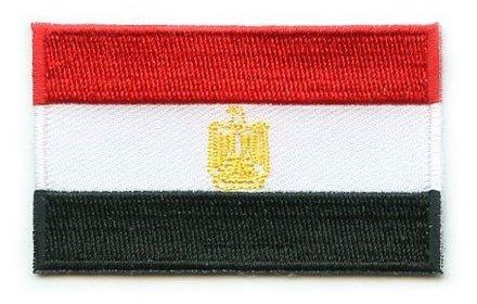 Flaggen-Patch Ägypten