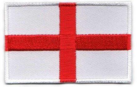 vlag patch Engeland