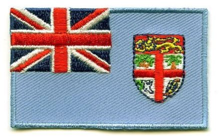vlag patch Fiji