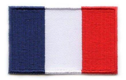 flag patch France