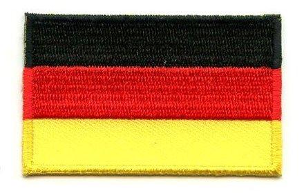 vlag patch Duitsland