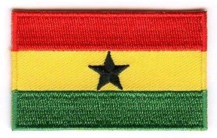 vlag patch Ghana