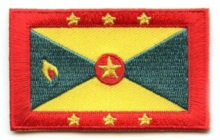vlag patch Grenada