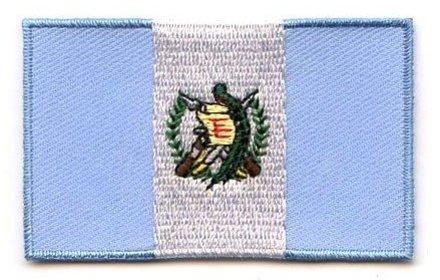 vlag patch Guatemala
