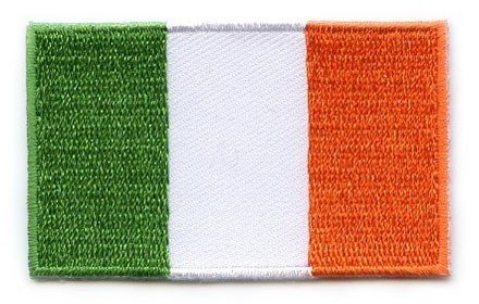 flag patch Ireland