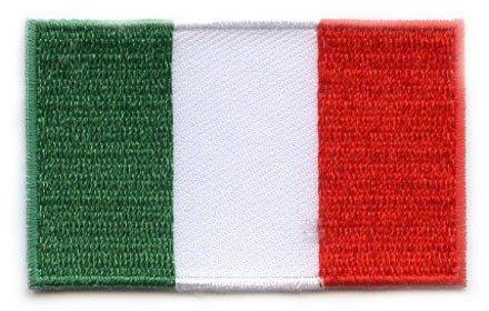 vlag patch Italië