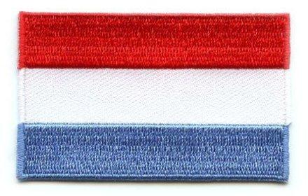 vlag patch Luxemburg
