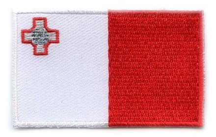 flag patch Malta