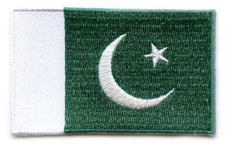 Flagge patch Pakistan