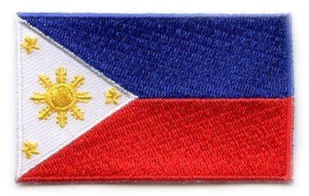 vlag patch Filippijnen